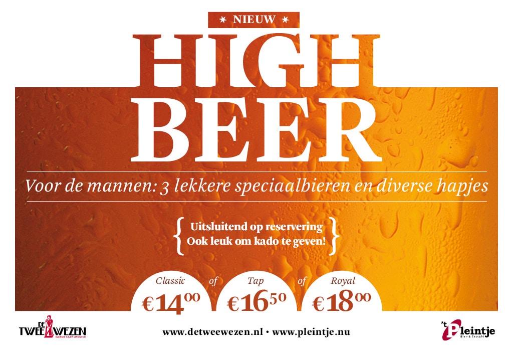 high beer cadeaubon